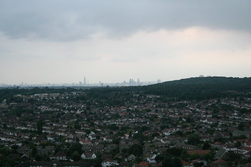 The London Skyline