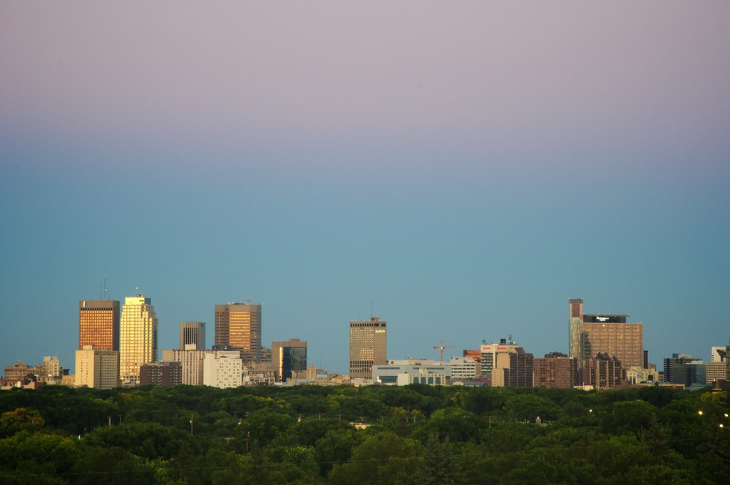 Downtown Winnipeg 2
