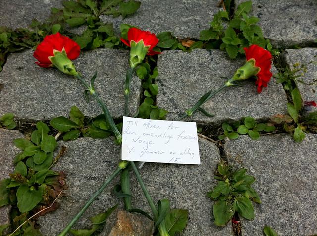 minns Utøya