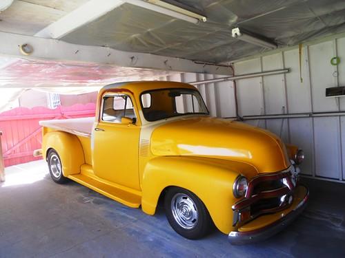 Best Subframe Under 48 Chevy Truck