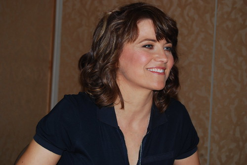 SDCC 2011, Lucy Lawless