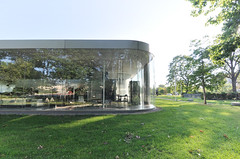 toledo glass pavilion - sanaa