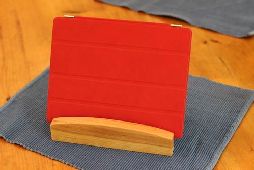 Cherry iPad Stand