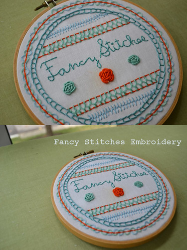 fancy stitches class