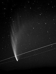 "Comet McNaught Rollei Infrared Film Bronica SQAi • <a style=""font-size:0.8em;"" href=""http://www.flickr.com/photos/44919156@N00/5989462507/"" target=""_blank"">View on Flickr</a>"