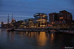 Hafencity Lights (Benjamin von Tilly Kistner) Tags: city travel blue light urban skyline architecture night port canon germany de geotagged deutschland photography boot eos dawn lights licht harbor boat canal photo twilight wasser europe ship photos nacht harbour steel hamburg german architektur bluehour kanal dmmerung blau fleet hafen fluss canoneos schiff gebude speicherstadt elbe beton lichter nachtaufnahme wather hochhaus hafencity habour nachts habor norddeutschland blaue thebluehour blauestunde beleuchtet canon1785is canon1785 daemmerung canoneos60d eos60d doublyniceshot doubleniceshot mygearandme mygearandmepremium mygearandmebronze ringexcellence artistoftheyearlevel3 musictomyeyeslevel1 flickrstruereflection1