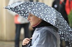 Na Miřejovickém půlmaratonu běžci zvítězili v boji s deštěm