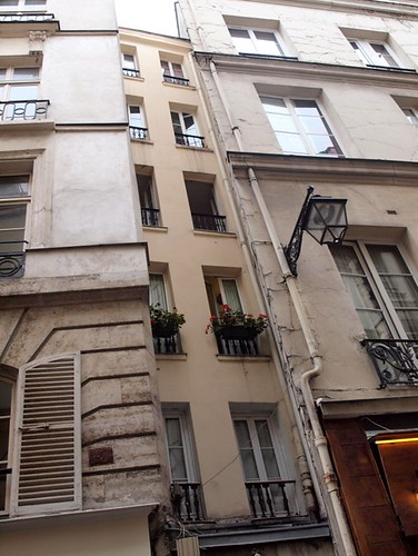 Paris' smallest house