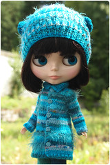 Piper in turquoise bear ears