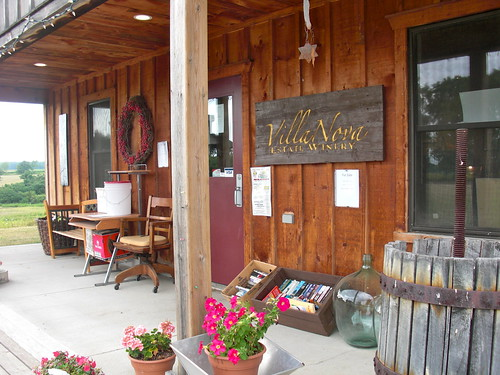villa nova winery