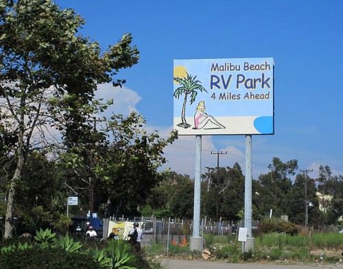 is for the rv park on pch