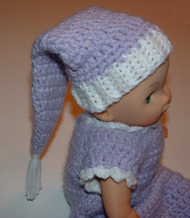 Doll Stocking Cap