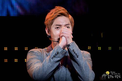 Kim Hyun Joong Japan Showcase Photos [110729]