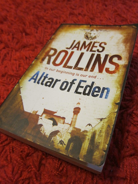 Altar of Eden by James Rollin