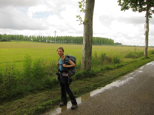 Walking in France by Danalynn  C