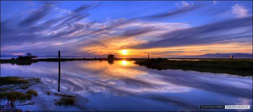 Salish Sea Sunset [Explored]