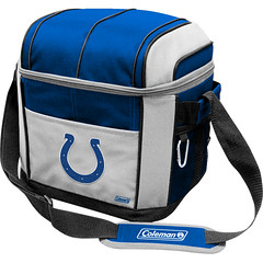 Indianapolis Colts Coleman 24 Pack/Can Cooler Bag