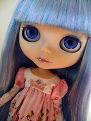 princess blueberry...