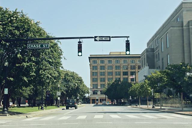 Pensacola streets