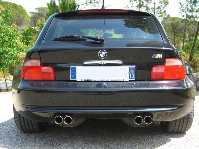S50B32 M Coupe | Cosmos Black | Imola/Black