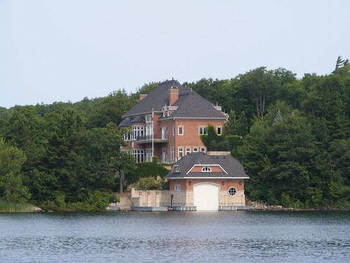 Mainland mansion