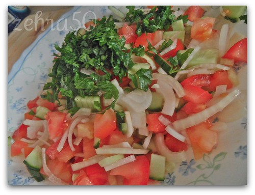 Coban salatasi