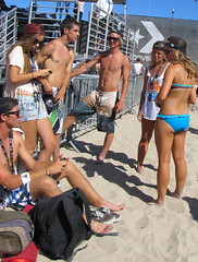 (OrangeCounty_Girl) Tags: california ca people cali socal southerncalifornia orangecounty oc huntingtonbeach hurley 714 surfcityusa usopenofsurfing summer2011 usopeningofsurf