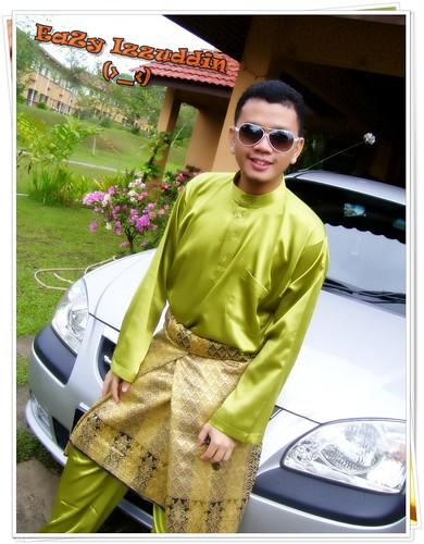 Eazy Izzuddin4 Raya
