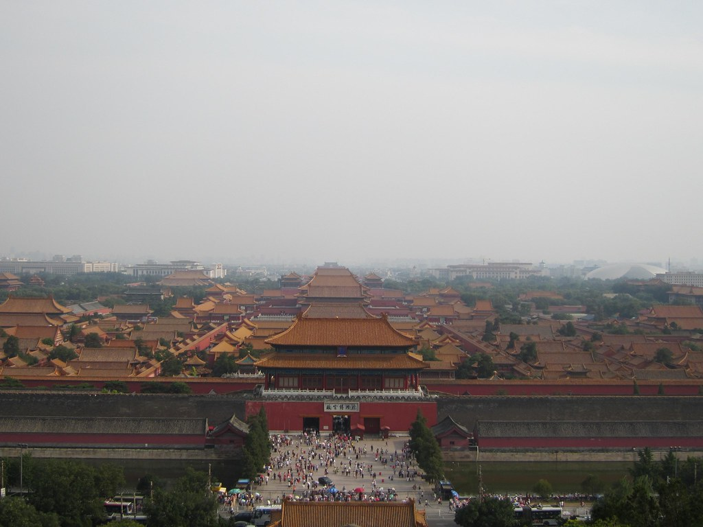 北京 第二日 - Magnificent CHL -
