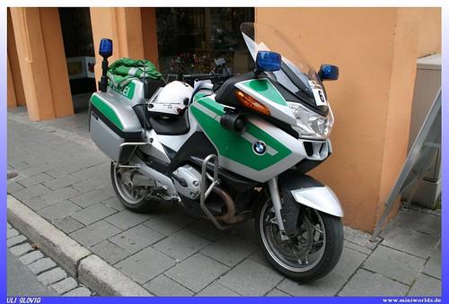 Bmw R 1200 Rt Polizei Bayern A Photo On Flickriver