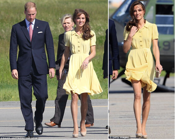 Kate-Middleton-Arrives-in-Calgary