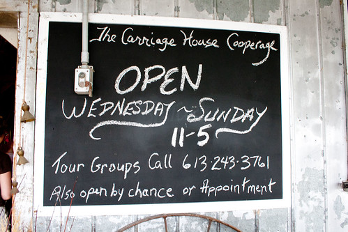 The Carriage House Cooperage
