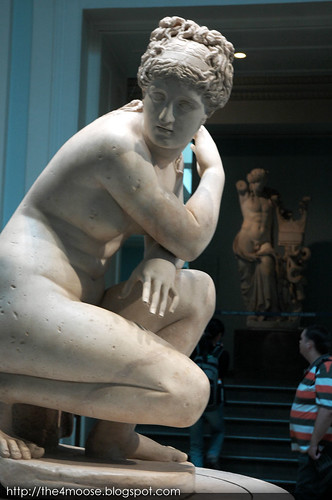 British Museum - Statue of Aphrodite