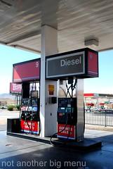 Las Vegas, Nevada - Gas station