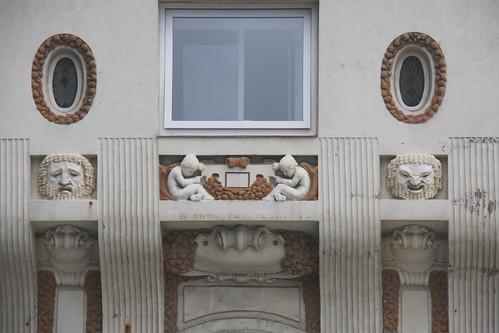 San Sebastian Facade