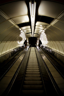 Escalator Tube