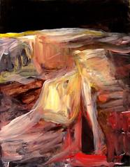 S/T. Tcnica mixta. 2011 (joseba.eskubi) Tags: painting bilbao eskubi