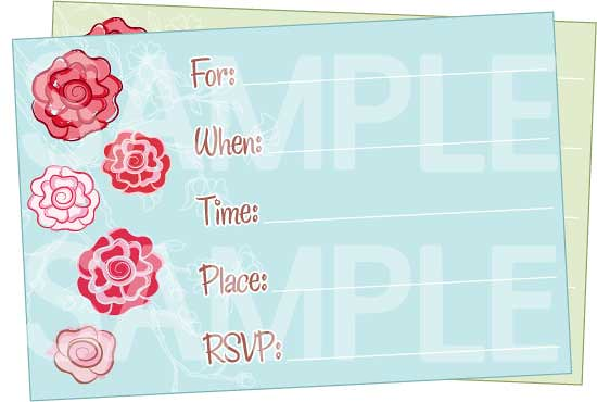 Cute Birthday Invitations was very inspiring ideas you may choose for invitation ideas