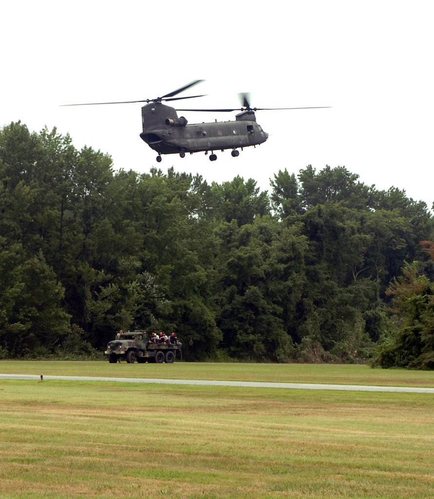 Maryland National Guard teams up with law enforcement agencies for Operation Underdog
