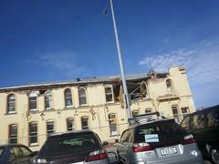 Day 2: Melihat kemusnahan bandar Christchurch