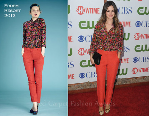 Rachel-Bilson-In-Erdem-CBSThe-CW-And-Showtime-TCA-Party