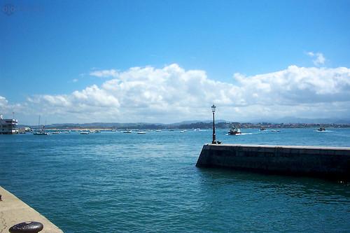Bahía de Santander, 10 años después