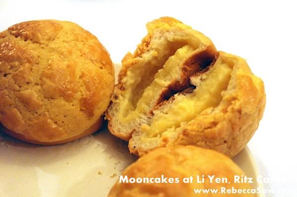 Li Yen, Ritz Carlton - Mooncakes & dim sum-03