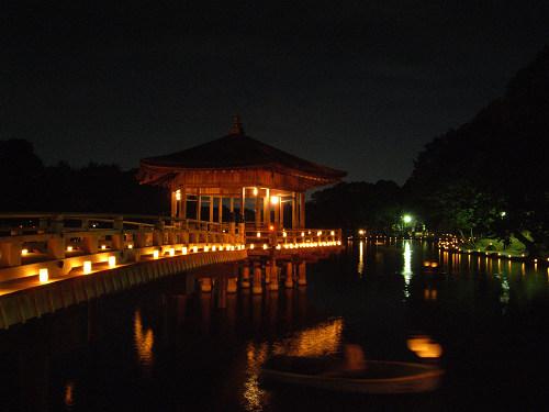 『2011なら燈花会』を歩いてきました@奈良市