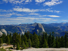 Half Dome from Sentinel Dome, Yosemite National Park (renedrivers) Tags: california nationalpark yosemite halfdome sentineldome rrrandom rrnature rchan415