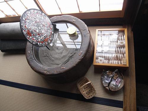 樫舎(かき氷)@ならまち-05