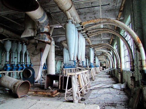 Millennium Mills...the urbex legend..