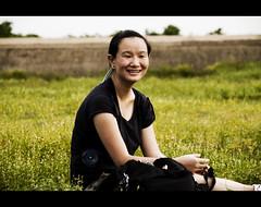Dorji Kyi (Rajanna @ Rajanna Photography) Tags: tibet tibetan dorji tibetangirl dorjikyi