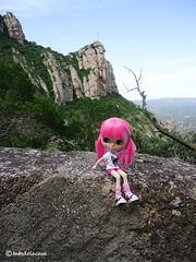 Maya en Montserrat