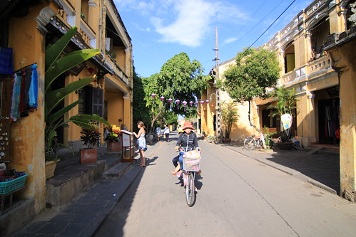 Street View, Hoi An's Old Quarter